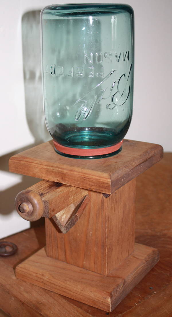 Pdf Mason Jar Wooden Candy Dispenser Plans Plans Diy Free