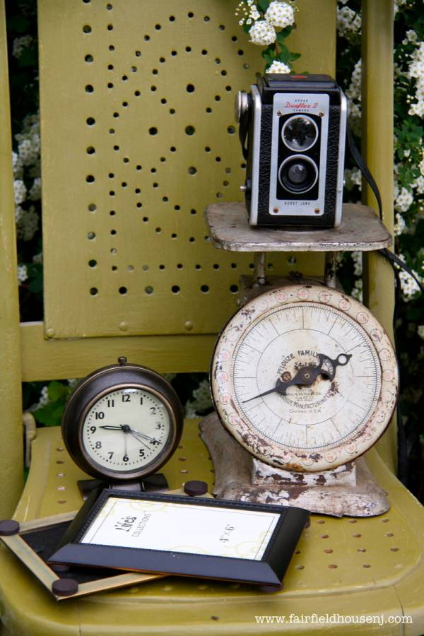 Clock and Camera