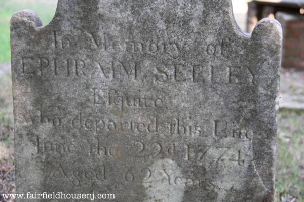 Ephraim Seeley